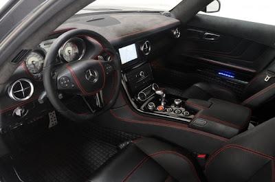 2011 Brabus Mercedes Benz SLS AMG Widestar 5