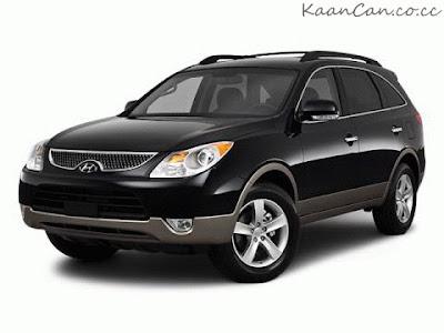 2011 Hyundai Veracruz Review 5