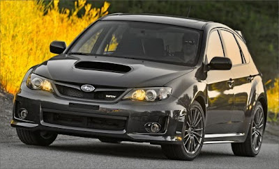 Subaru Impreza WRX 2010 Similar WRX STI 2