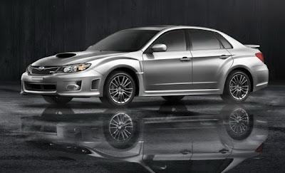 Subaru Impreza WRX 2010 Similar WRX STI 1