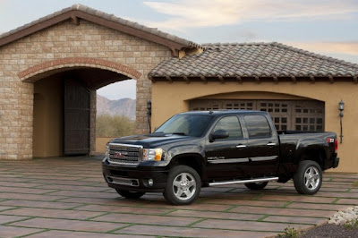 2011 GMC Sierra All Terrain HD Concept 2