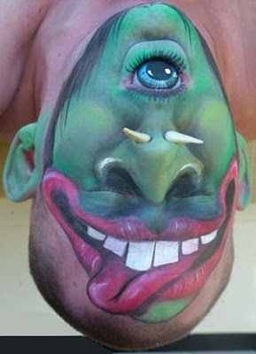 2011 Trend Airbrush Body Painting 3
