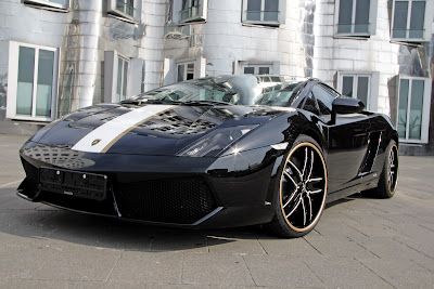 Lamborghini Gallardo Balboni Black Color Edition 1