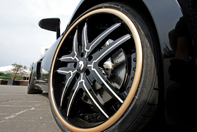 Lamborghini Gallardo Balboni Black Color Edition 7