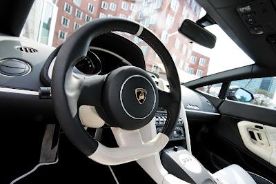 Lamborghini Gallardo Balboni Black Color Edition 5