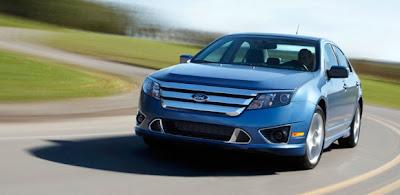 2011 Ford Fusion Hybrid Car 02