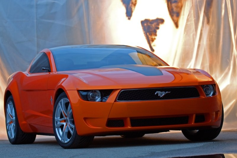 2011 Ford Mustang Strong Car Photography