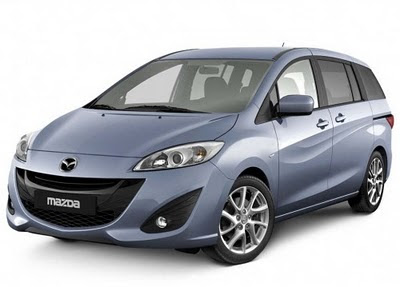 2012 Mazda5 Compact Multi-Activity Car 2