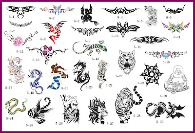 Airbrush Stencils Artwork 2011 6