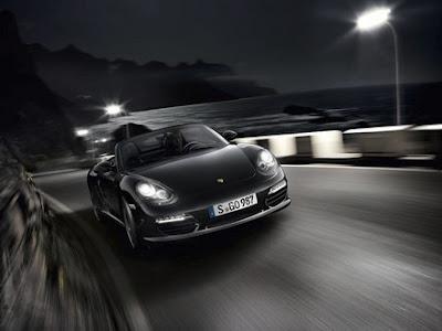 Porsche-Boxster-S-Black-Edition-Front