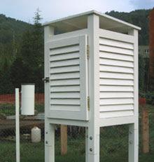 Estación Meteorológica de Gibraleón (Huelva)