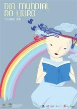Hoje, 23 de Abril,  é o Dia Mundial do Livro