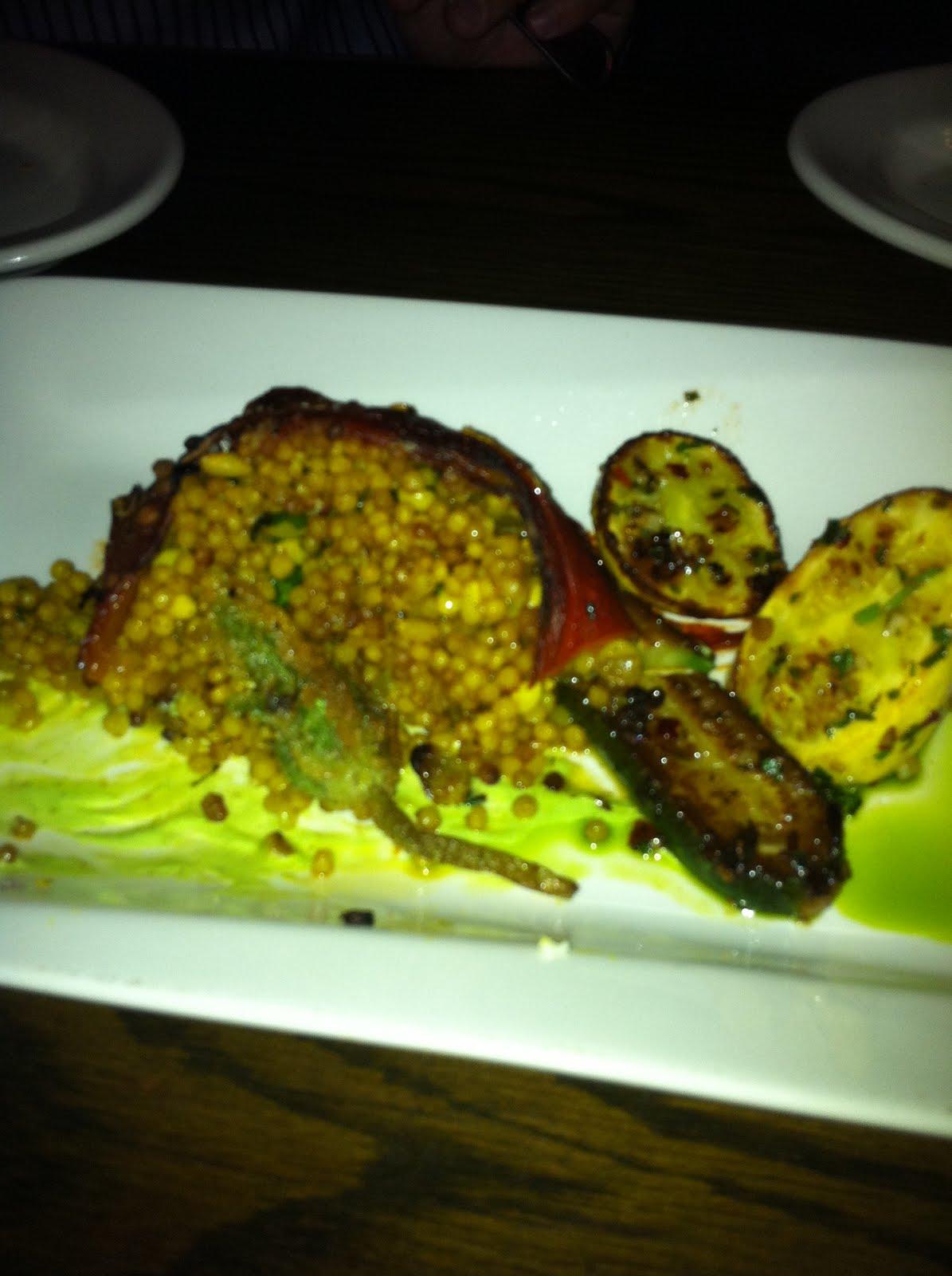 Kara 39 s cuisine haute dish for Haute cuisine