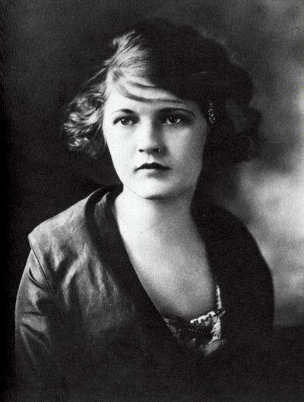 Zelda had considerable talent for writing, but F. Scott Fitzgerald made