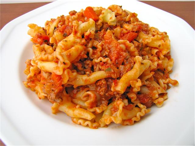 Susi's Kochen Und Backen Adventures: Ragù alla Bolognese