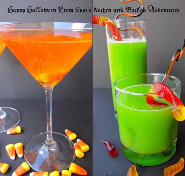 susi s kochen und backen adventures candy corn cordial and swamp
