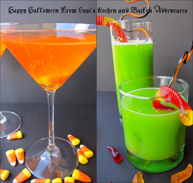 susiu0027s kochen und backen adventures candy corn cordial and swamp juice say what