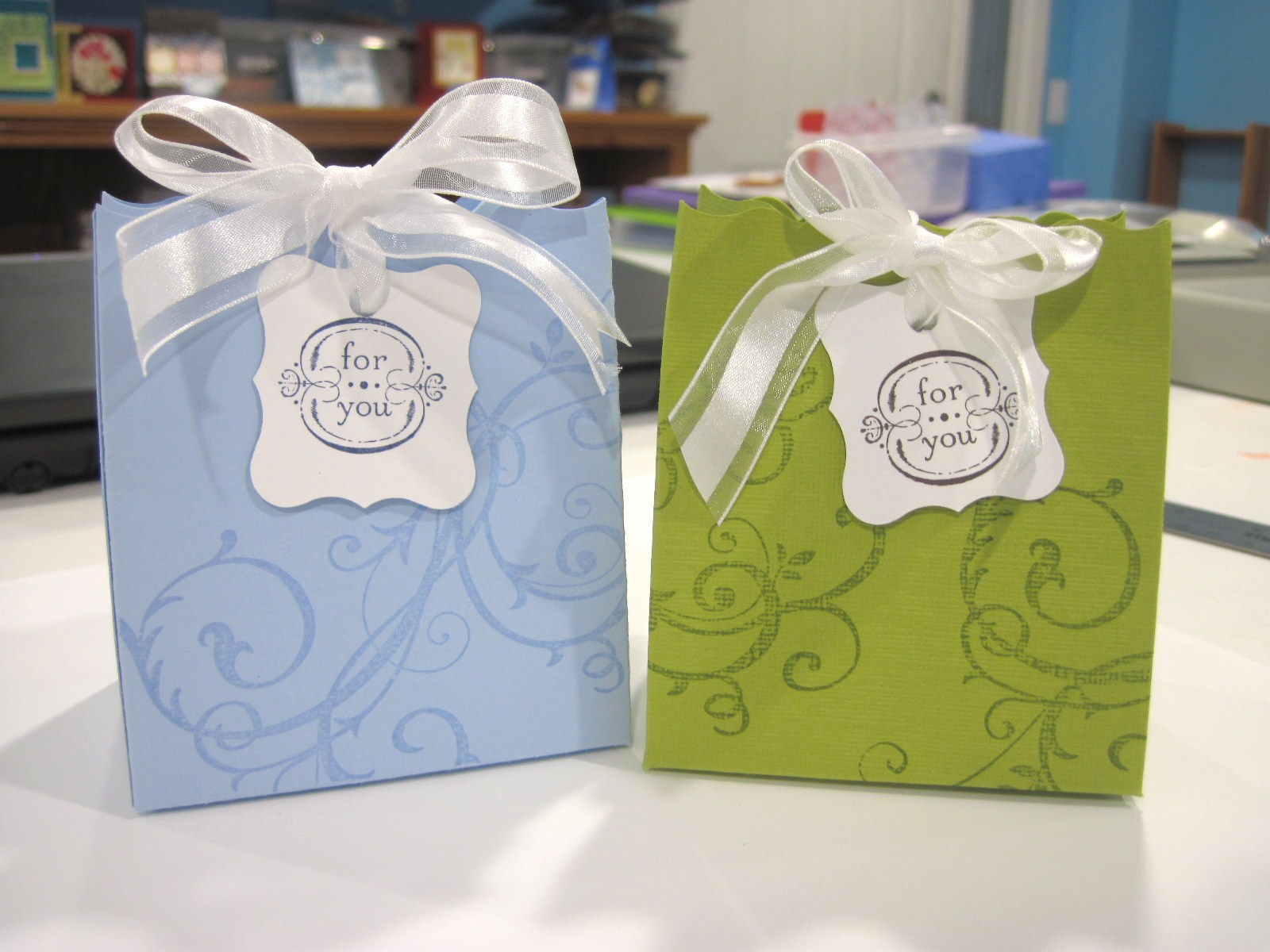 Fancy Favor Boxes
