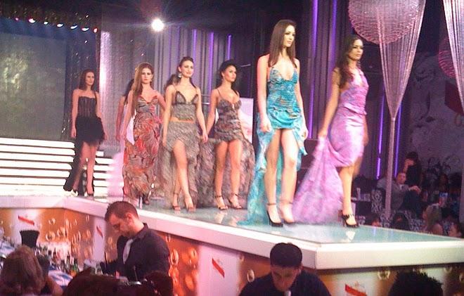 Prezentare de moda~Club Bellagio Bucuresti~Multumim Agentiei de modele Malio pentru sprijin~