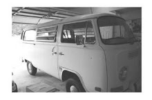 My Favorite Vehicle - 1972 VW Bus