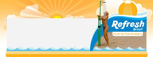 Refresh Brasil - Ducha de Praia