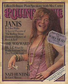 farewell song, dear Janis.-