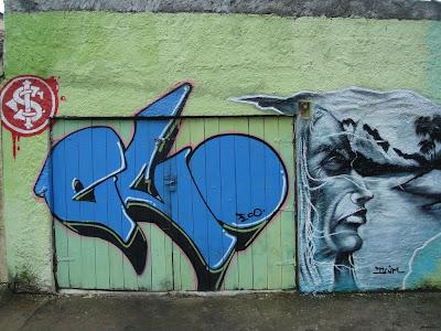 Brasilian Graffiti
