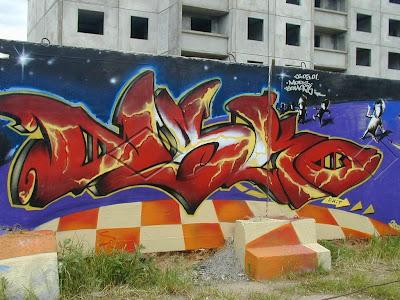 Belarusian graffiti