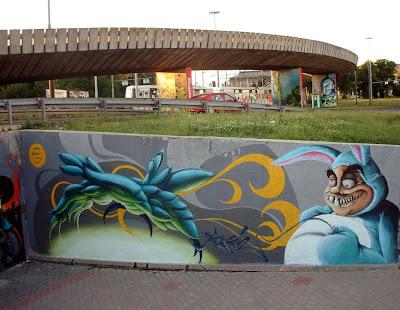 polish graffiti