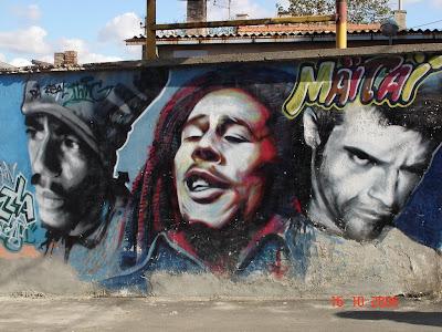 Serbia graffiti