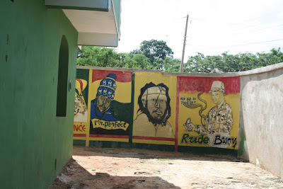 Jamaica graffiti