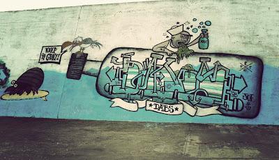 Taiwan graffiti