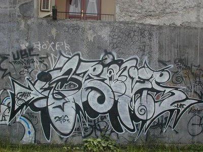 Philippines graffiti