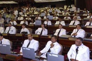 Presidente Cámara de Diputados justifica aumento salarial de legisladores a RD$175 mil