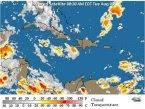 COE mantiene Alertas; informa tormenta comienza a organizarse al sur del país en aguas del Mar Caribe