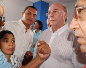 Hipólito Mejía previene a los trabajadores no permitir fondos seguridad social sean usados en la agropecuaria