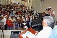 Vargas Maldonado propone dar prioridad a servicios básicos