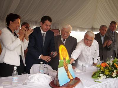 PRD INAUGURARA GALERIA DE EX_PRESIDENTES