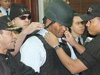 Juez rechaza libertad condicional a favor de Florián Féliz