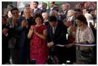 Inaugurado el Metro; Presidente no habló
