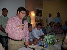 La JRD inicia conversatorios en el interior del país