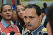 """Jefe de la Policía exhorta a generales a mantener """"ojo visor"""" en sus actuaciones"""