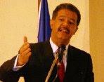 Leonel Ferández admite que asambleístas PLD actuaron mal