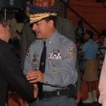 Jefe PN anuncia incrementará salarios de los policías
