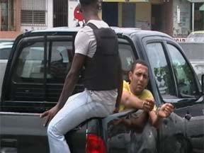 Ha sido arrestado y herido de dos balazos en las piernas sospechoso matar al hijo del diputado Molina Lluberes