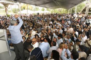 61 de los 68 legisladores del PRD, incluido Jesùs Vàsquez, respaldan a Miguel Vargas, y convenciòn del 14 de junio