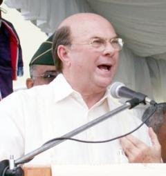 Hipólito inicia los contactos para presidencia en 2012