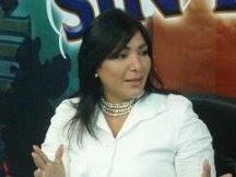 Geanilda Vásquez propone renovación PRD, dice mantiene aspiraciones