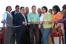 Cabildo SDE inaugura centro de integración familiar en Villa Liberación