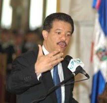Leonel, el Gobierno tiene gran preocupación por la corrupción